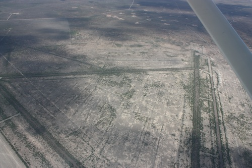Desert Airport