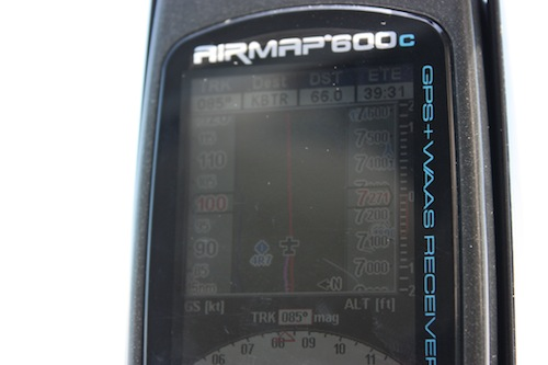 100 knots!