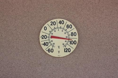 38° at 11am